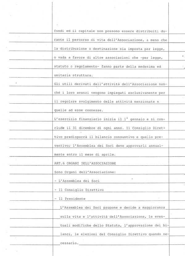 Statuto Associazione 12