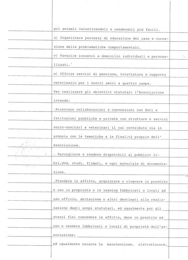 Statuto Associazione 6